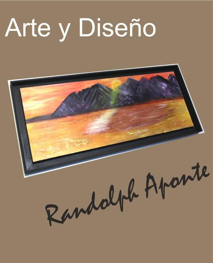 Sensaciones: Arte de estilo  por Randolph Aponte