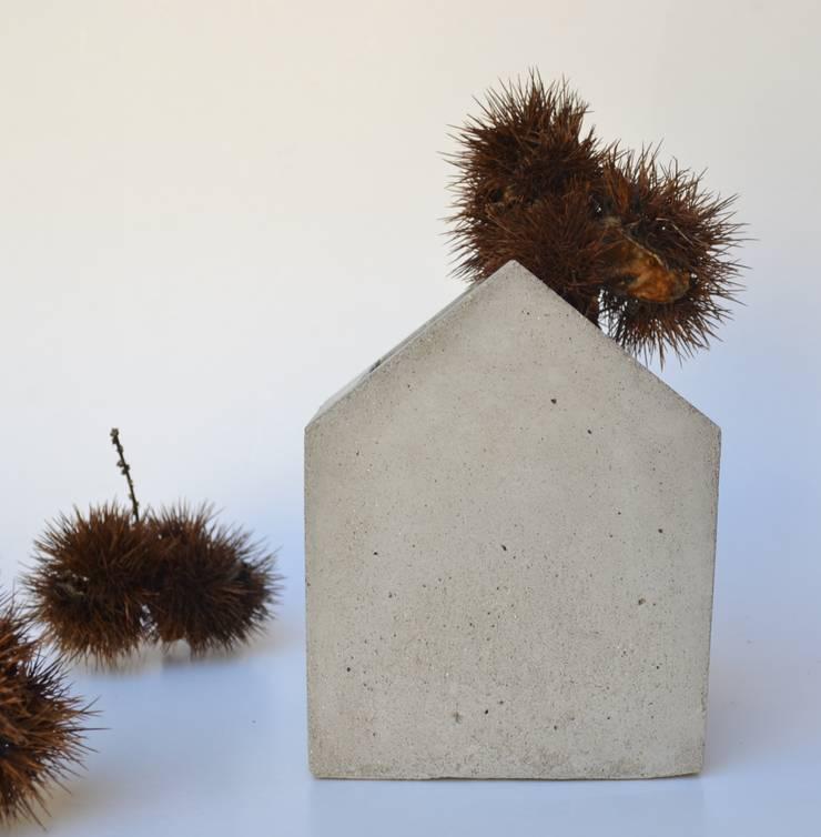 de estilo  por BODOQUE - Diseño en Concreto, Minimalista