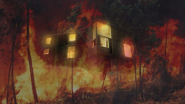 Ardiendo:  de estilo  por CM ephimeral