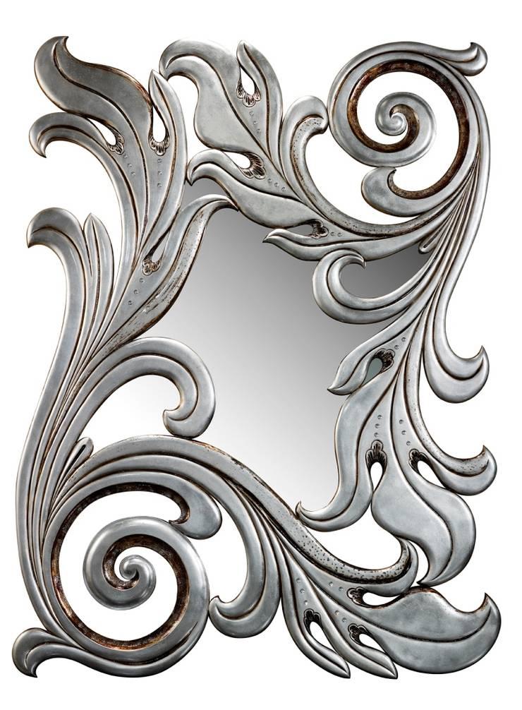 Forest XL mirror: Corredor, hall e escadas  por Hugobarbosa.com
