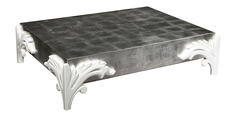 Capri coffee table: Sala de estar  por Hugobarbosa.com