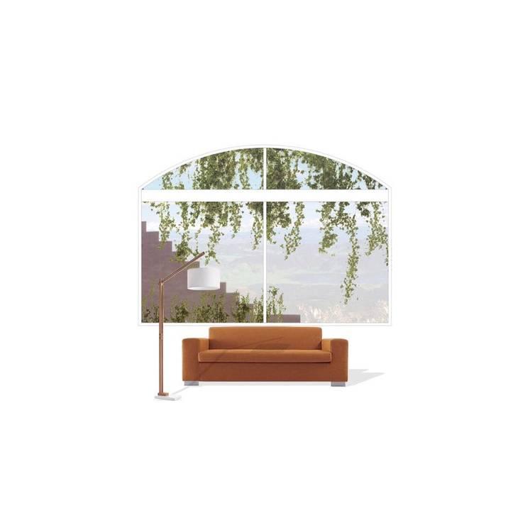 Zona Social | Casa Rio Frio:  de estilo  por CM ephimeral