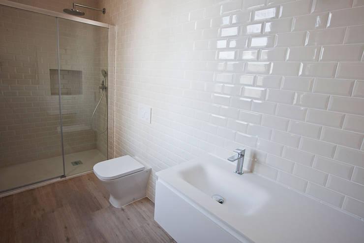 Wildverband Tegels Badkamer : Ideeën voor het leggen van moderne tegels