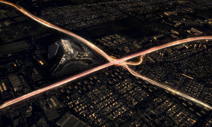 Proyecto Taller X - Raúl Sarmiento:  de estilo  por NB Render Arquitectura