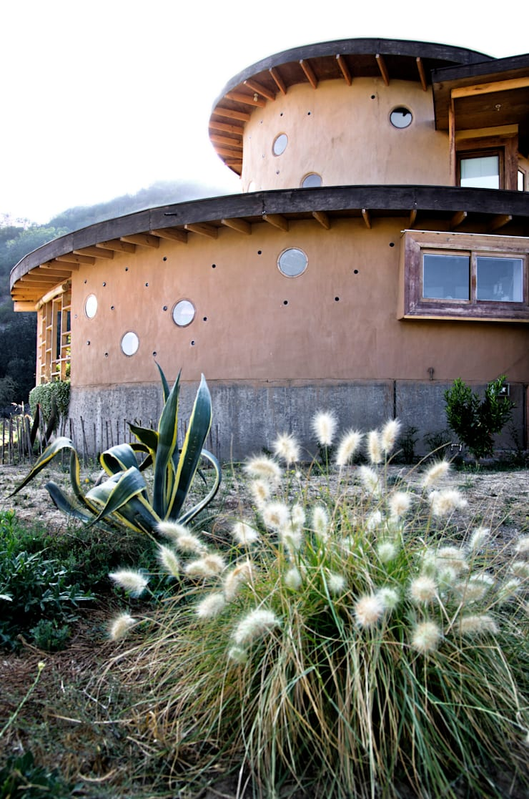 Einfamilienhaus von ALIWEN arquitectura & construcción sustentable - Santiago