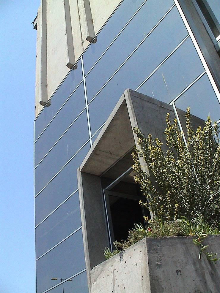 Ampliación y remodelación de Centro de Distribución PRE – UNIC por ALIWEN: Ventanas de estilo  por ALIWEN arquitectura & construcción sustentable