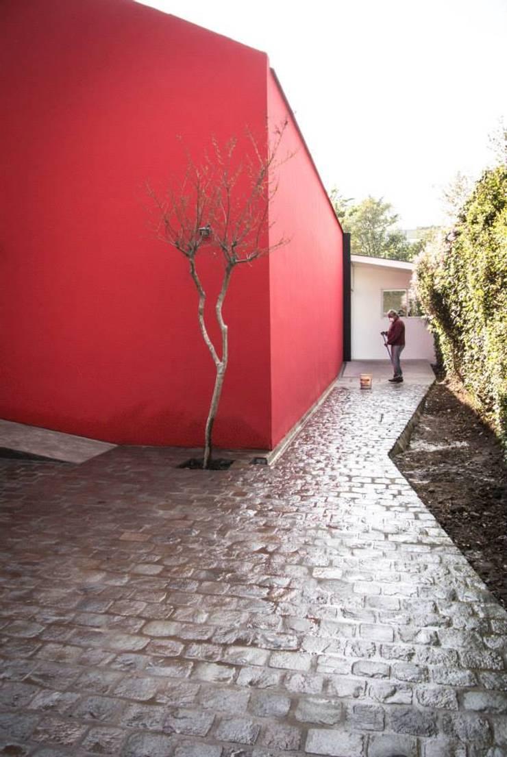 Casa Las Arañas: Casas de estilo  por Norte Arquitectura y Construccion,Moderno