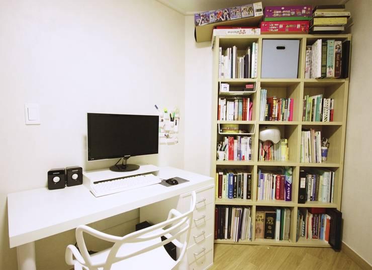 homelatte:  tarz Çalışma Odası