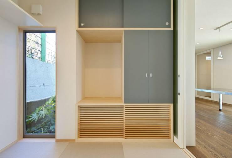 有限会社 橋本設計室의  침실