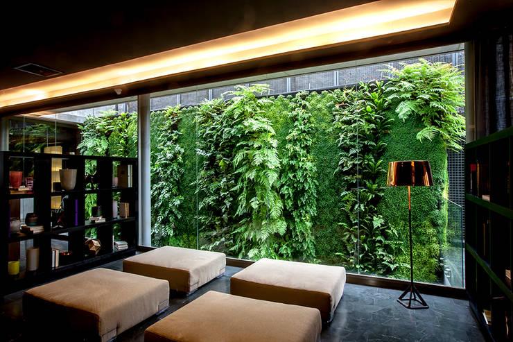 Hoteles de estilo  por VERDE360