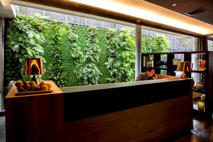 HOTEL SOLACE: Hoteles de estilo  por VERDE360