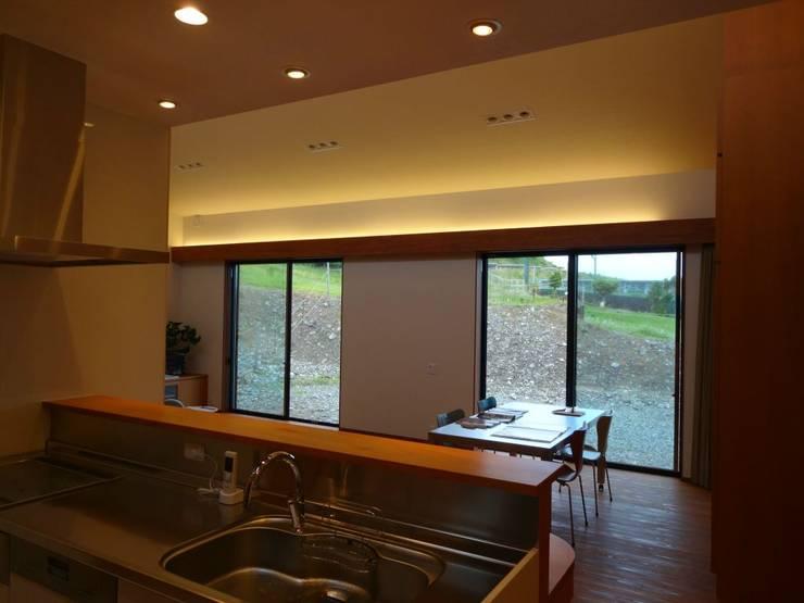 ห้องครัว by 有限会社 橋本設計室
