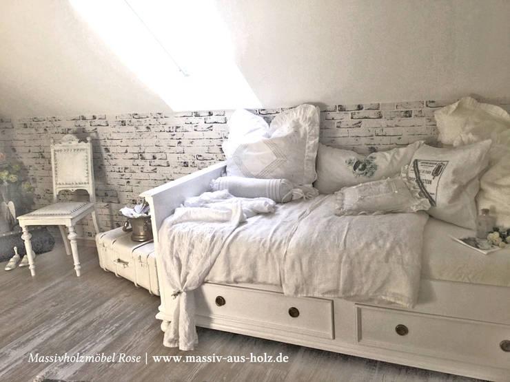 Skandinavische Betten Par Massiv Aus Holz Homify