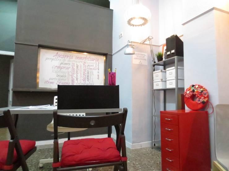 COMERCIO: Oficinas y Tiendas de estilo  de Tu Casa Home Staging