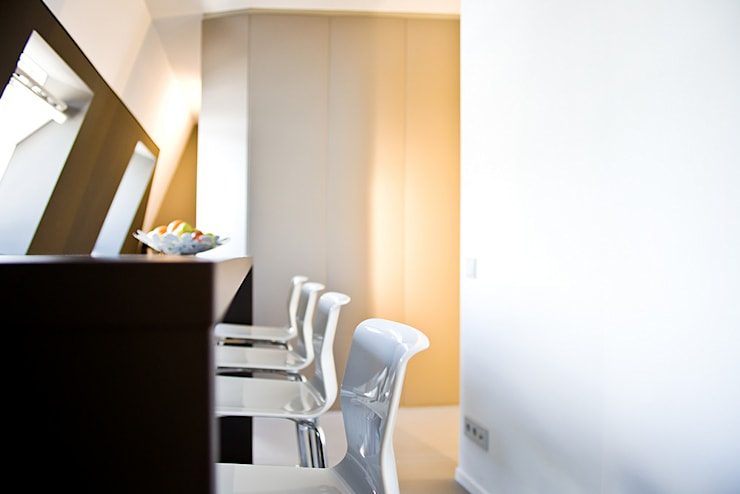 Addison, Hamburg:  Bürogebäude von Agnes Lobisch | Gestaltung leben