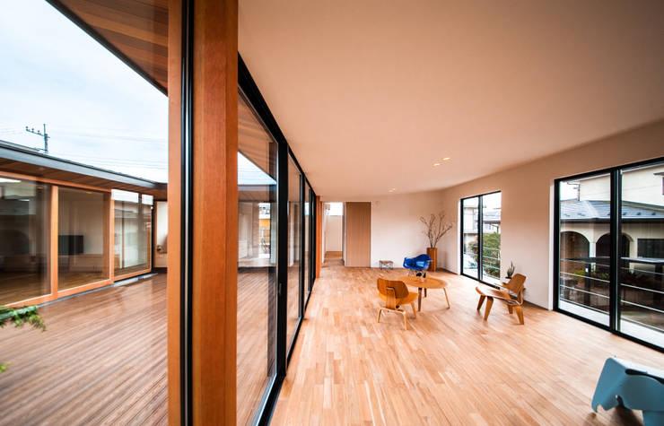 Bed Room: STaD(株式会社鈴木貴博建築設計事務所)が手掛けた子供部屋です。
