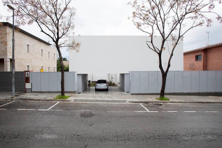 minimalistische Häuser von CABRÉ I DÍAZ ARQUITECTES