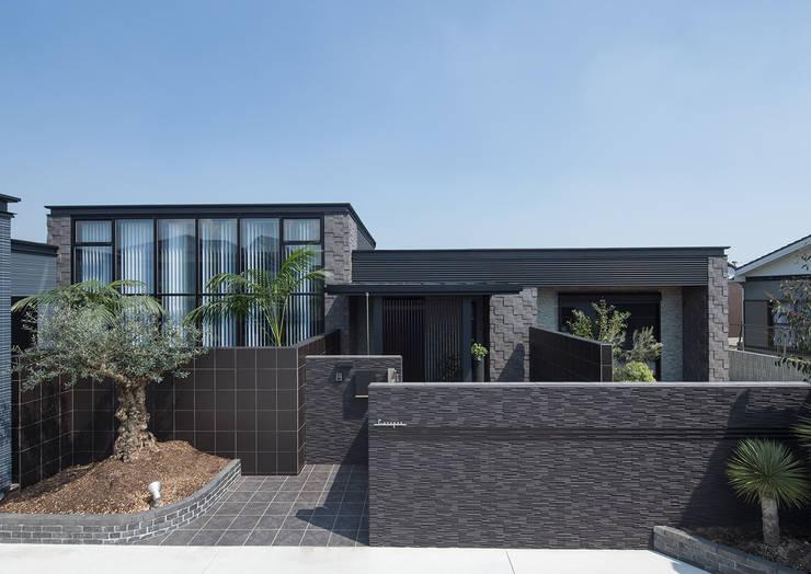 Casas modernas por 一級建築士事務所  馬場建築設計事務所