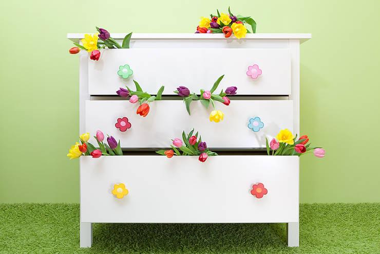 Blumen Mobelgriffe Von Meingriff Homify