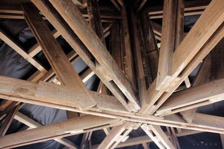 de estilo  de ALIWEN arquitectura & construcción sustentable