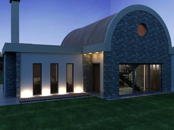 Plano Mimarlık ve Teknoloji – Gebze Ev:  tarz Evler