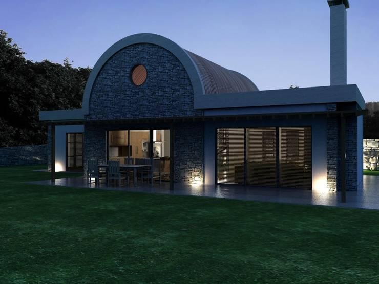 Plano Mimarlık ve Teknoloji – Gebze Ev: kırsal tarz tarz Evler