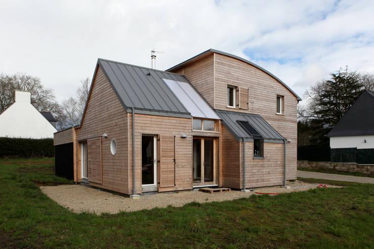 Materiaux naturels et habitat sain pour une maison rt2012 a riec sur belon en bretagne par - Desodorisant naturel pour maison ...