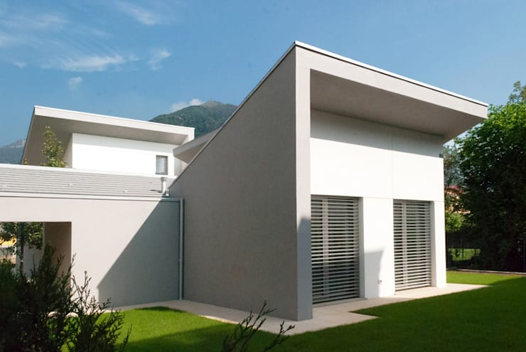 Cambio residenza online come farlo in modo semplice e veloce for Villa moderna progetto