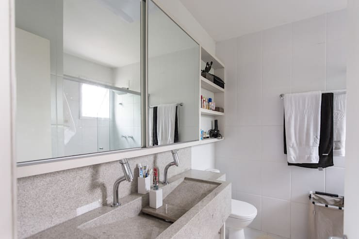 modern Bathroom by Kali Arquitetura