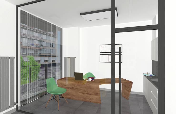 Clínicas de estilo moderno de Baki & Başaran İç Mimarlık Moderno