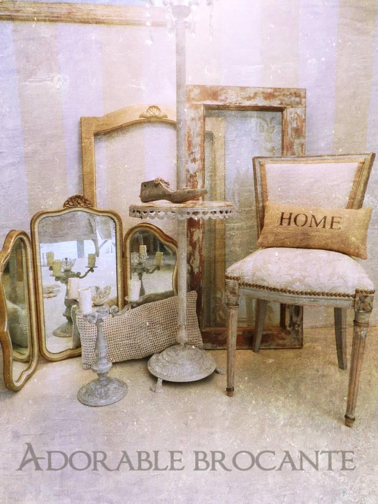 Espacios de la provence:  de estilo  por Sepia reciclados,
