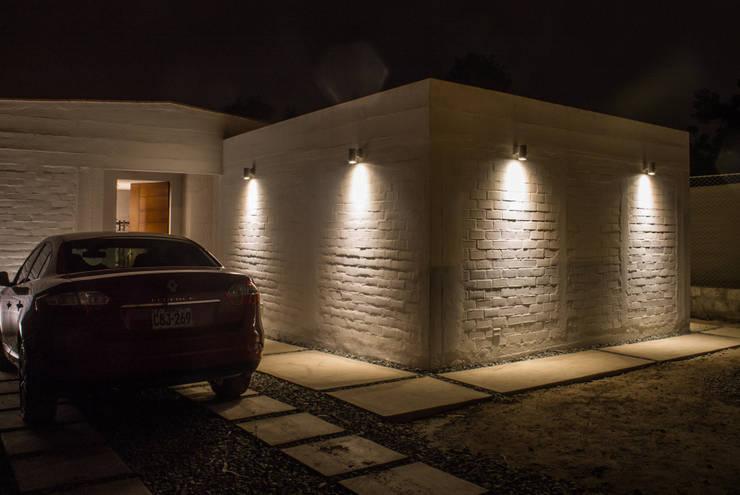 Casas de estilo  por FURSE.arquitectura