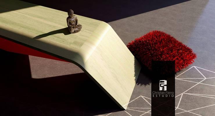 Christian Fierro Arquitectoが手掛けたダイニングルーム