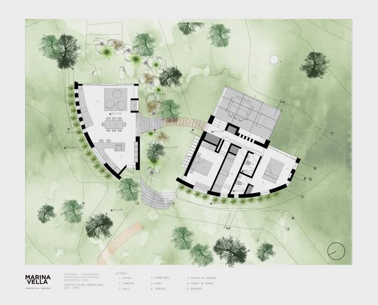 by Marina Vella Arquitectura