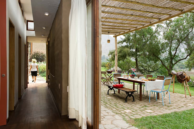 Terrace by Marina Vella Arquitectura