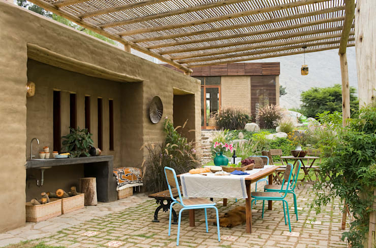 Patios by Marina Vella Arquitectura