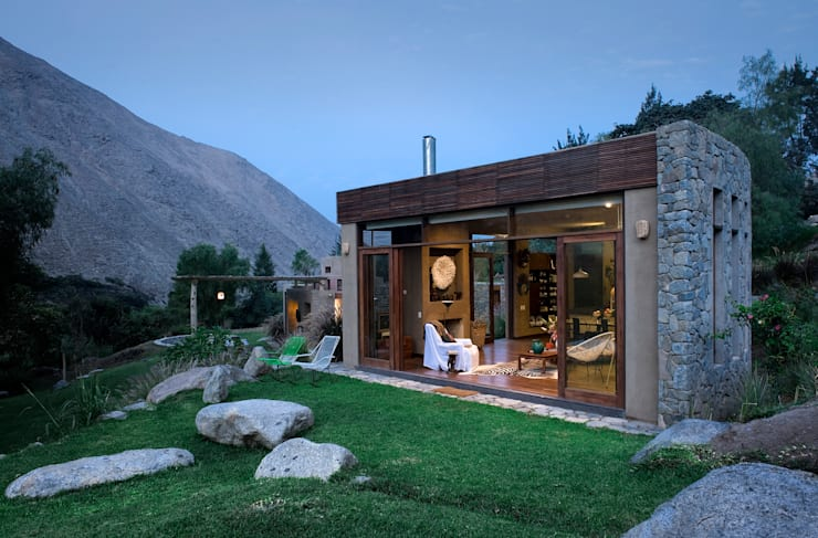 Casas  por Marina Vella Arquitectura