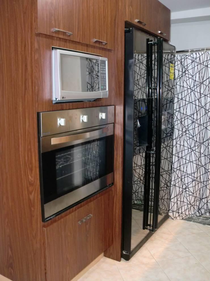 Cocinas: Cocina de estilo  por Suzette Arquitectura