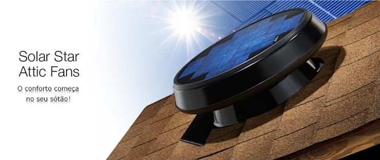 SolarStar®: Casa  por Solatube Portugal