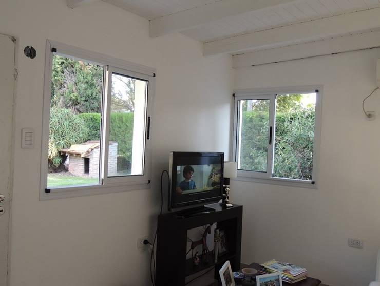 Estudio ZP: modern tarz Oturma Odası