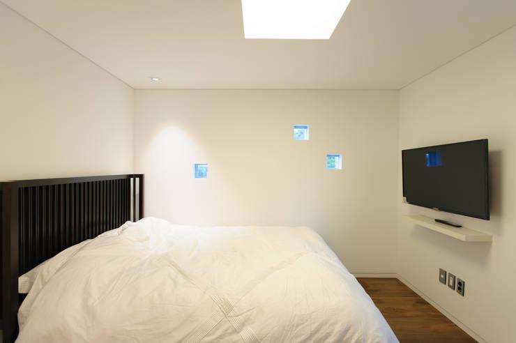 수능리 주택 (Suneungni house): 위빌 의  침실,