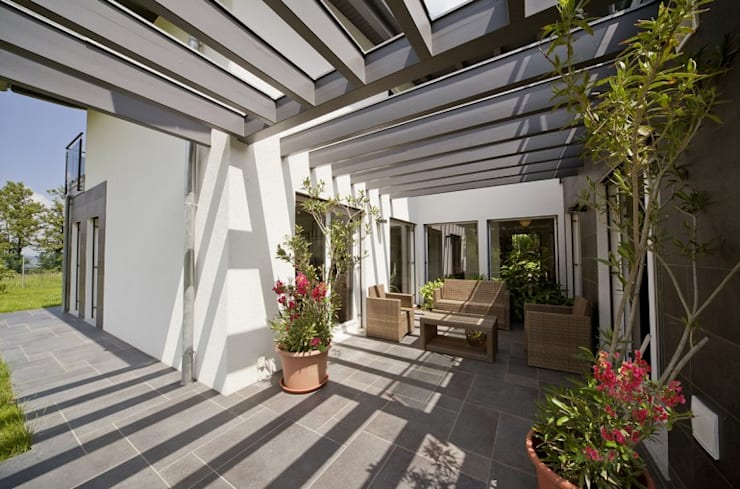 Conservatory by Spazio Positivo