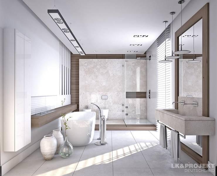 Casas de banho  por LK&Projekt GmbH