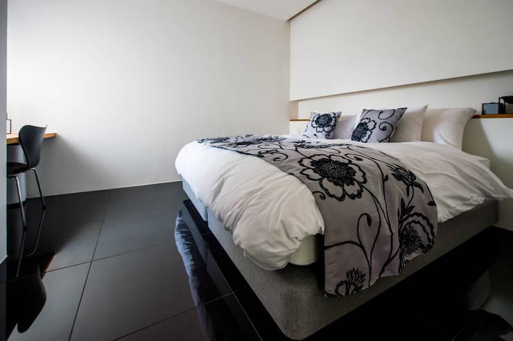 Schlafzimmer von 門一級建築士事務所