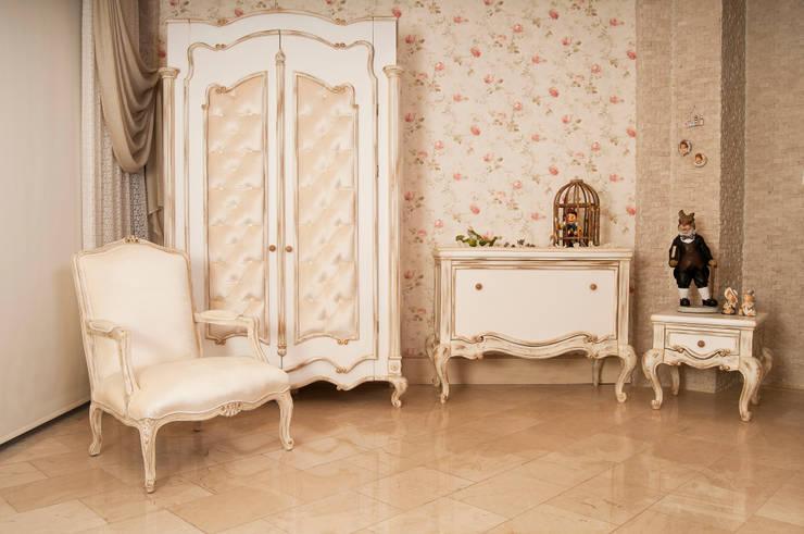 sage org.dan.tan.tur.tic.ltd.şti – prenses bebek odası:  tarz , Kırsal/Country