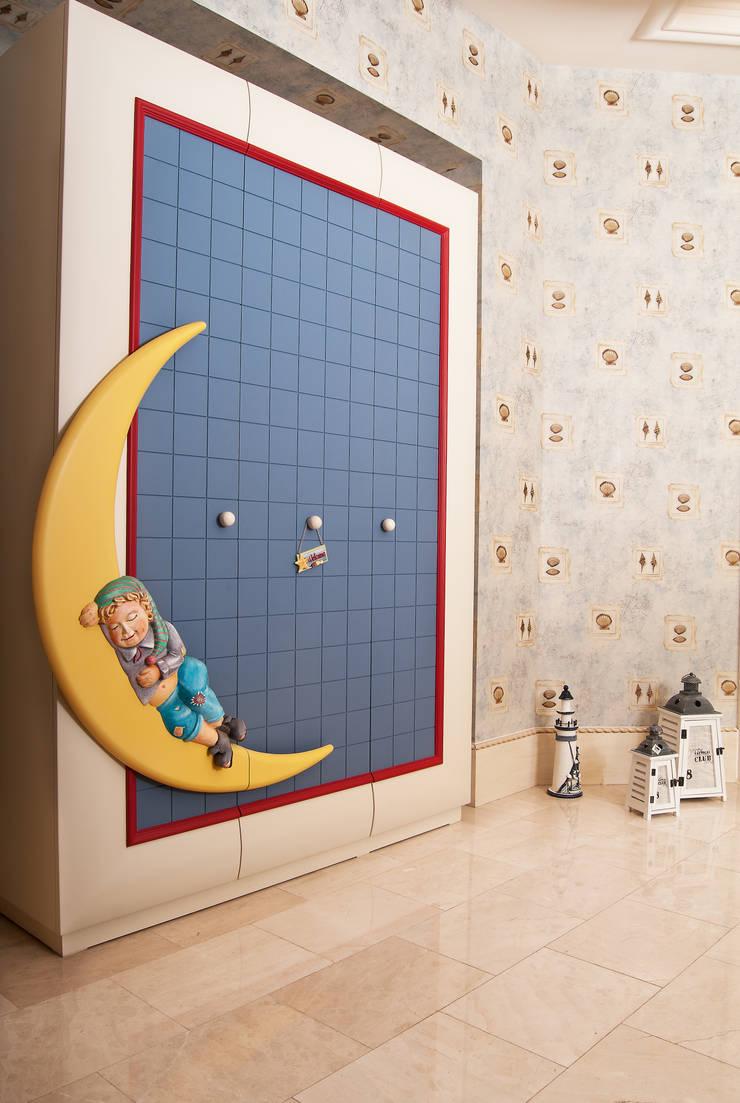sage org.dan.tan.tur.tic.ltd.şti – bebek odası: modern tarz , Modern