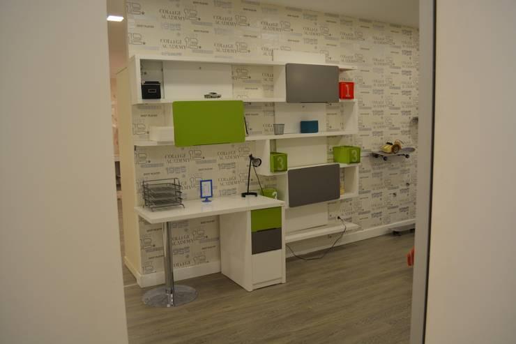 sage org.dan.tan.tur.tic.ltd.şti – derin genç odası:  tarz Çocuk Odası, Modern