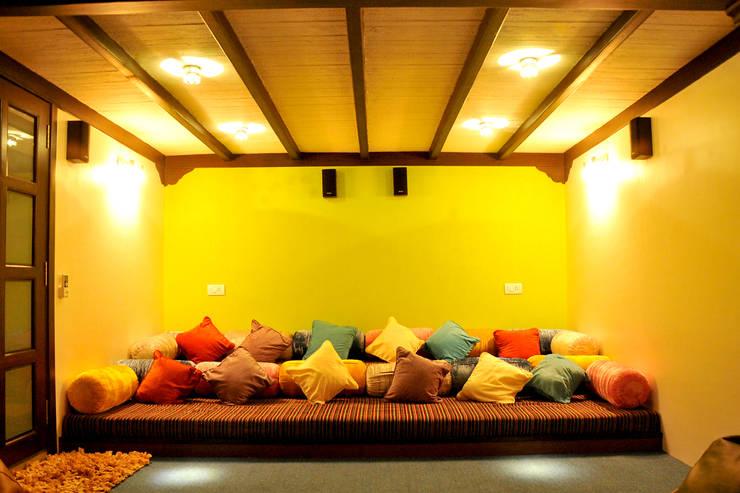 Salas / recibidores de estilo  por IMAGE N SHAPE, Moderno
