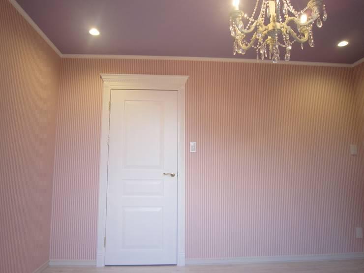 世界にたった一つのドア: HONEY HOUSEが手掛けた子供部屋です。
