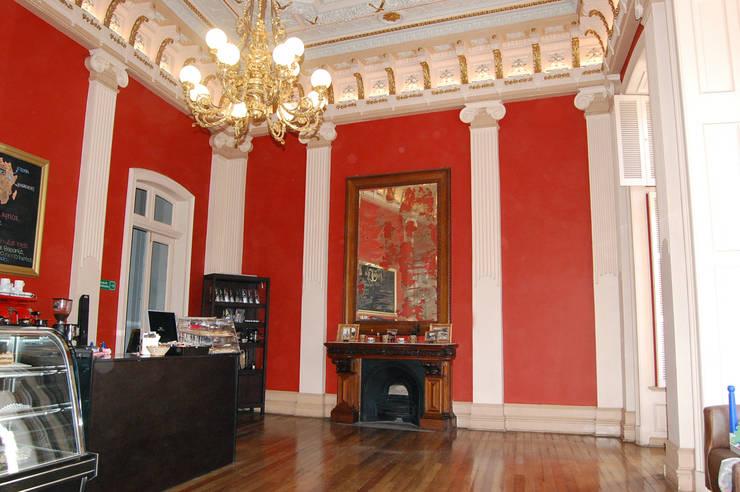 Museo de Historia Natural de Valparaíso: Museos de estilo  por pacific architecture chile